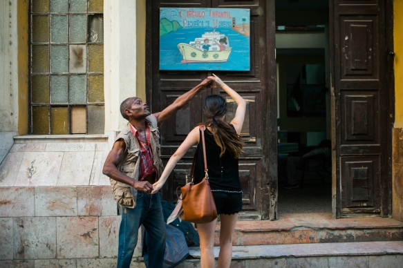 March 5-12, 2017 - Boston, MA. 2017 Alternative Spring Break in Havana, Cuba. Photographed by Janice Checchio for Boston University.